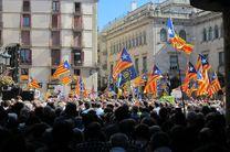 احتمال لغو خودمختاری کاتالونیا بیشتر شد