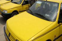خدمات رسانی 1000 دستگاه تاکسی به شهروندان در شبهای قدر
