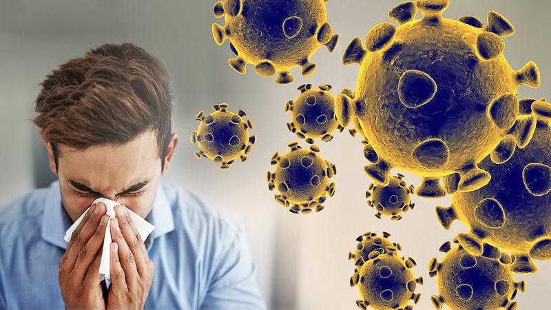 آمار مبتلایان به ویروس کرونا در استان البرز