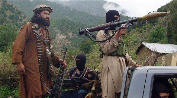 روستای غلبیان افغانستان به دست طالبان سقوط کرد