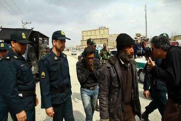 45 معتاد در شهریار دستگیر شدند