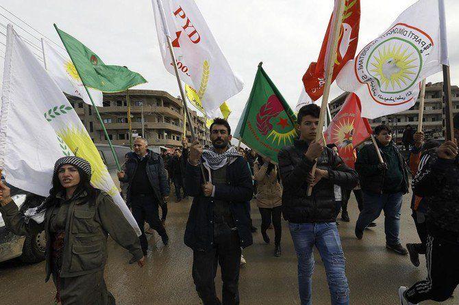 """کردهای سوریه، """"منطقه امن"""" تحت کنترل ترکیه را نخواهند پذیرفت"""