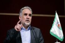 حکیمی پور به عنوان دبیر کل حزب اراده ملت ابقا شد