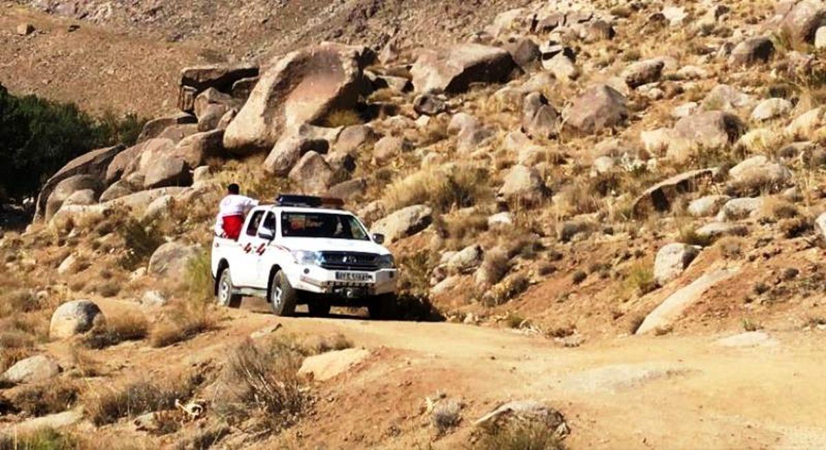 برخی عملیات های امداد و نجات هلال احمر یزد در ماه گذشته