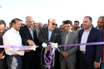 بزرگترین مرکز CNG کشور در نایین افتتاح شد