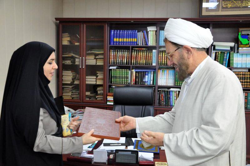 امضاء تفاهم نامه همکاری میان کتابخانه های عمومی گیلان و سازمان تبلیغات اسلامی