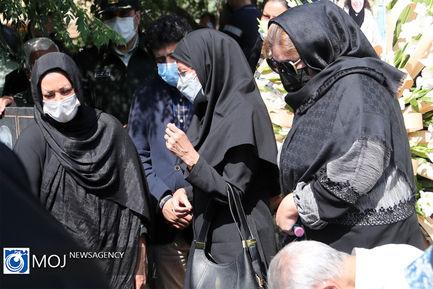 یادبود ریحانه یاسینی و مهشاد کریمی خبرنگاران فقید ایرنا و ایسنا