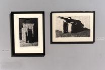 آثار تجربی دهه شصتی و هفتادی با موضوع طراحی فیگوراتیو