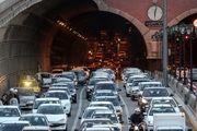 ترافیک سنگین در ۳ معبر بزرگراهی پایتخت
