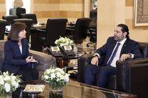 اظهار نگرانی سفیر آمریکا در لبنان در مورد حزب الله