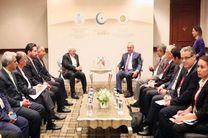 وزرای خارجه ایران و ترکیه دیدار کردند
