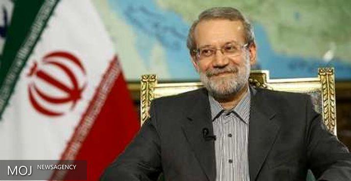 رئیس دومای دولتی مجلس فدرال روسیه به لاریجانی تبریک گفت