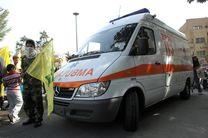 استقرار اورژانس تهران در روز قدس