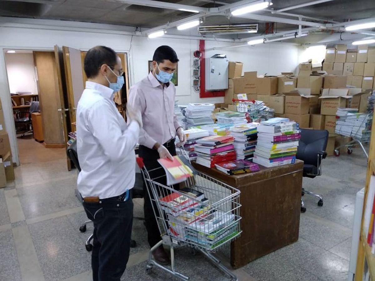 کتابخانه ملی به کتابخانه های عمومی قزوین بیش از سه هزار جلد کتاب اهدا کرد
