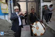 بازدید اصحاب رسانه از ویژه برنامه تهران ۱۴۰۰