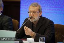 لاریجانی به یازدهمین کنگره جهانی زرتشتیان پیامی ارسال کرد