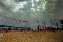 ساحل عاج نخستین حریف تیم ملی والیبال ساحلی ایران