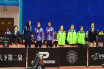 نخستین شکست بانوان پینگپنگباز در قهرمانی آسیا