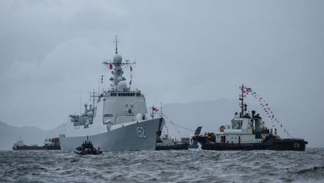 چین برای ساخت نخستین پایگاه نظامی برون مرزی خود به جیبوتی نیرو فرستاد