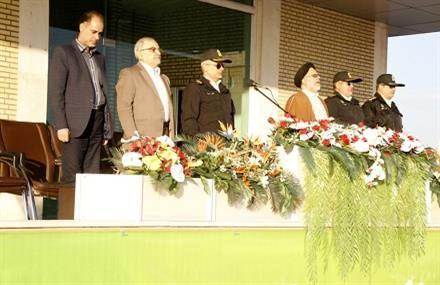 اقتدار نیروی انتظامی در کنار ارتقای اخلاق مداری