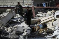 تعداد جانباختگان زلزله کرمانشاه ۴۷۴ نفر اعلام شد