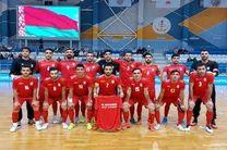 صربستان، اولین حریف یوزهای ایرانی در جام جهانی فوتسال