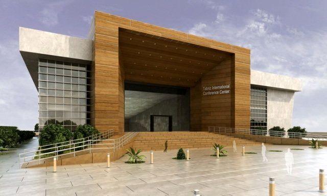 مرکز همایشهای بینالمللی تبریز بطور کامل به بهرهبرداری رسید