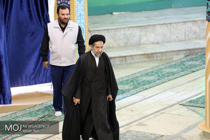 نماز جمعه تهران -۲۷ مهر ۱۳۹۷