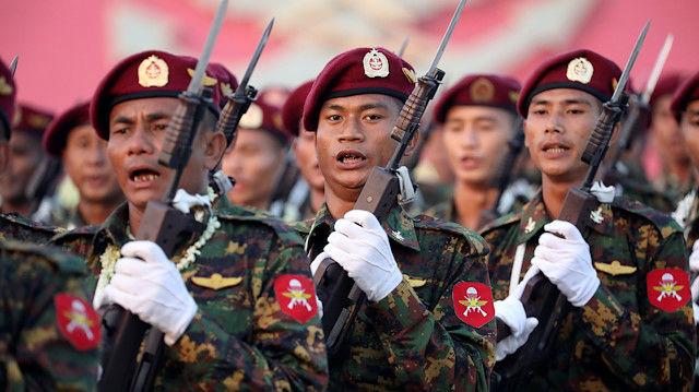 بازرسان سازمان ملل خواستار قطع روابط مالی کشور ها با ارتش میانمار شدند