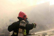 تخریب کامل ساختمان متروکه/ مرد 30 ساله از زیر آوار نجات یافت