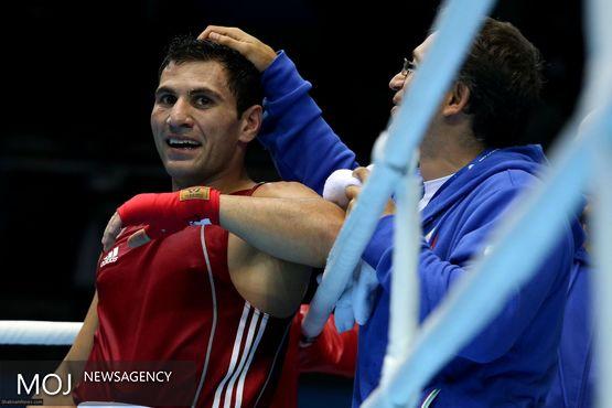 پیروزی سجاد محمدپور برای کسب سهمیه المپیک