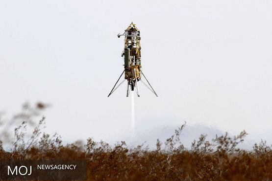 ارتفاع گرفتن و باقی ماندن دو راکت در هوا
