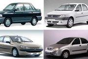 قیمت خودروهای داخلی ۲۸ اسفند ۹۸/ قیمت پراید اعلام شد