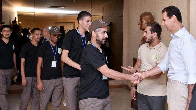 بشار اسد: اساس طرحریزیها علیه ما نابودی ایده مقاومت است