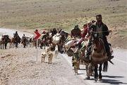 آغاز کوچ پاییزه عشایر استان اصفهان