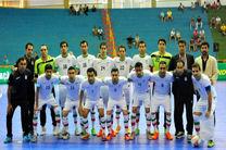 فردا دیدار دوستانه تیم ملی فوتسال ایران و تیم منتخب کرمانشاه برگزار میشود