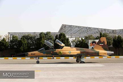 رونمایی از جنگنده ایرانی «کوثر»