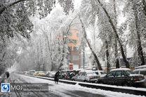 پیش بینی وضعیت آب و هوا / بارش باران و برف و کاهش دما