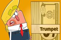 فصل جدید انیمیشن ترامپت رونمایی شد
