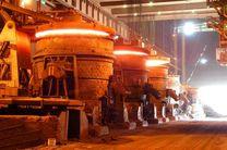 تداوم تولید در صنعت فولاد هرمزگان