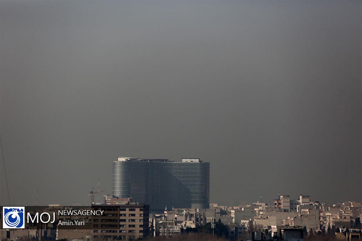 پایداری آلاینده های جوی در شهرهای پرجمعیت و صنعتی