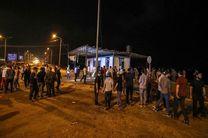 انفجارهای غزه جان 2 پلیس را گفت