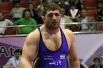 رقبای پرویز هادی در وزن 125 کیلوگرم مسابقات جهانی کشتی آزاد قهرمانی جهان