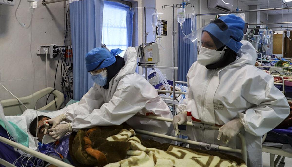 فوتیهای کرونا از ۵۴۰۰ نفر گذشت