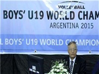 درخشنده دعوت کنفدراسیون والیبال آسیا را رد کرد