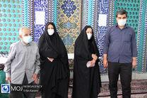 انتخابات در حوزه انتخابیه اهواز تا ساعت ٢٠ تمدید شد