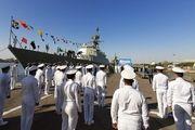 شصت و نُهمین ناوگروه نداجا از خلیج عدن در بندرعباس پهلو گرفت