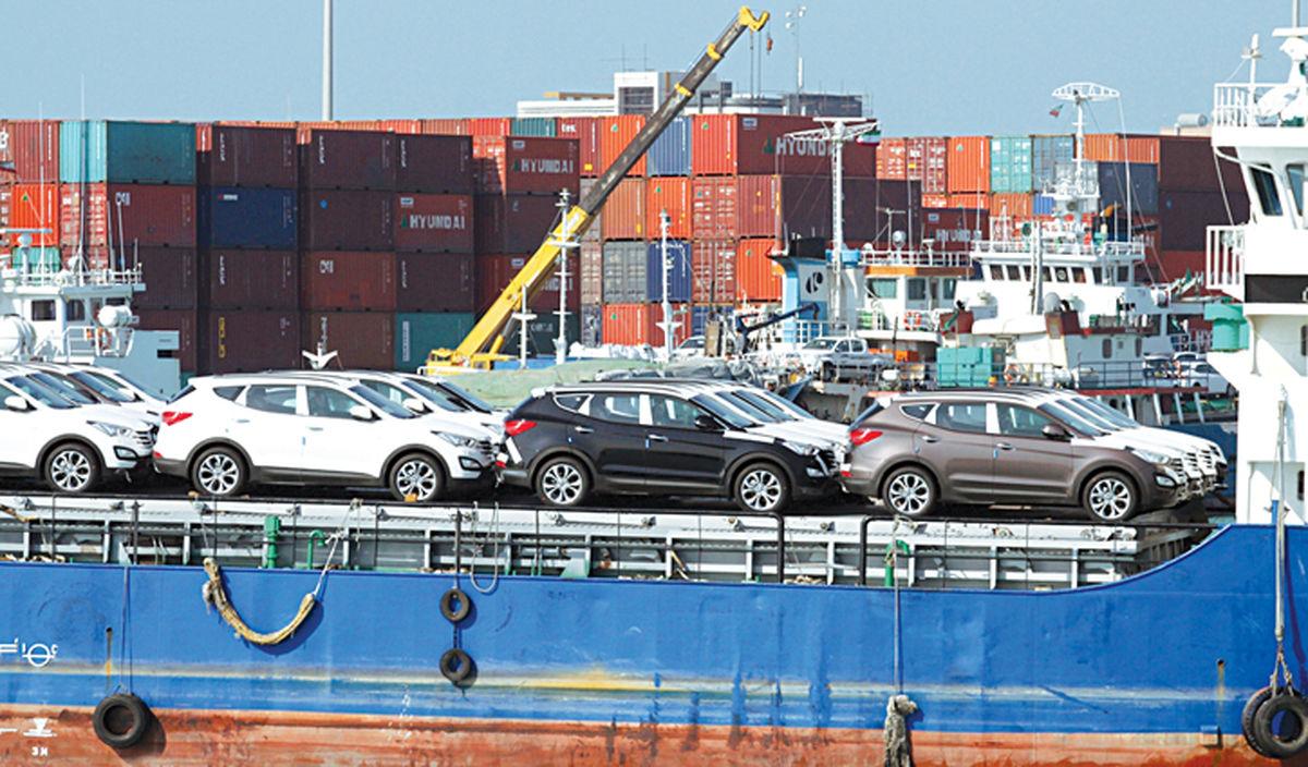 واردات خودروهای اقتصادی نیازمند تصمیم گیری سران قوا