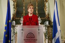 رفراندوم استقلال اسکاتلند کلید خورد