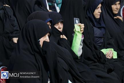 گرامیداشت یوم الله ۱۲ بهمن در محل جلوس امام خمینی (ره)